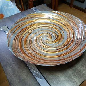 Modern fruit plate